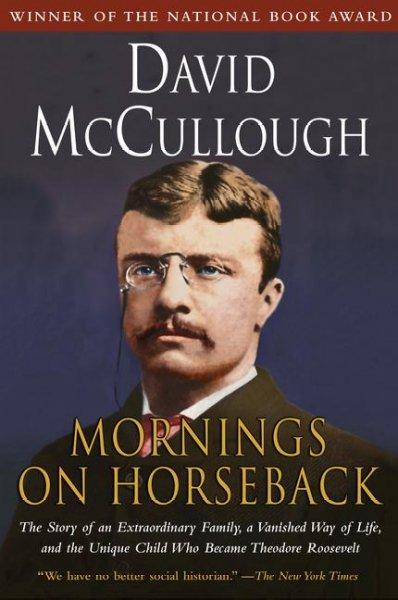 Mornings on Horseback (Paperback) - Thumbnail 0