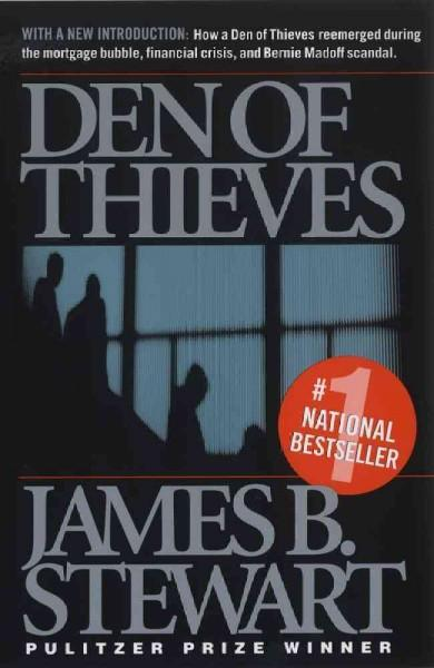 Den of Thieves (Paperback)