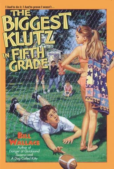 The Biggest Klutz in Fifth Grade (Paperback)
