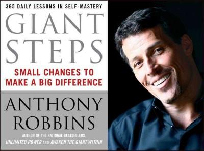Giant Steps: Small Changes to Make a Big Differnce : Daily Lessons in Self-Mastery (Paperback)