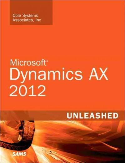 Microsoft Dynamics AX 2012 Unleashed (Paperback) - Thumbnail 0