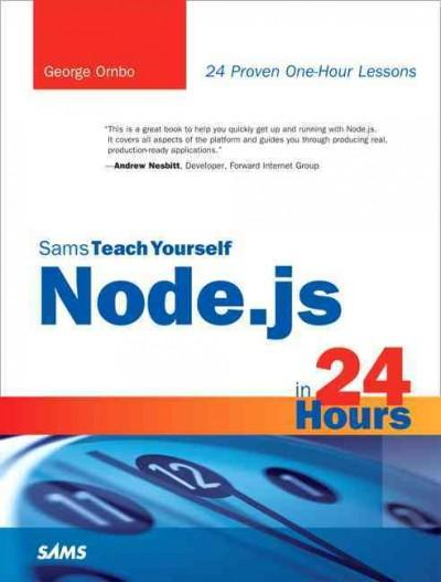 Sams Teach Yourself Node.js in 24 Hours (Paperback)