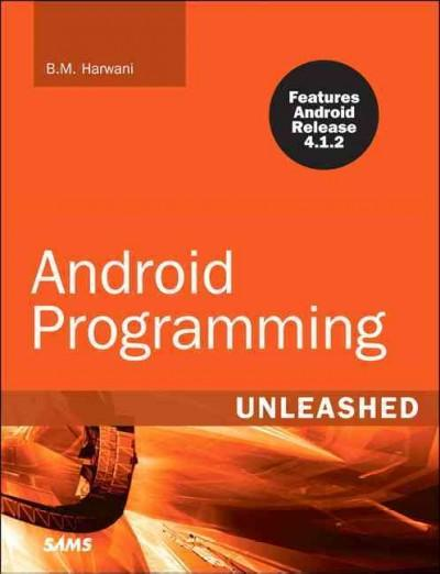 Android Programming Unleashed (Paperback)