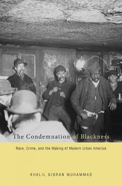 The Condemnation of Blackness: Race, Crime, and the Making of Modern Urban America (Paperback)