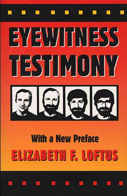 Eyewitness Testimony (Paperback)