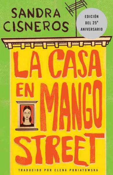 La casa en mango street / The House on Mango Street (Paperback) - Thumbnail 0