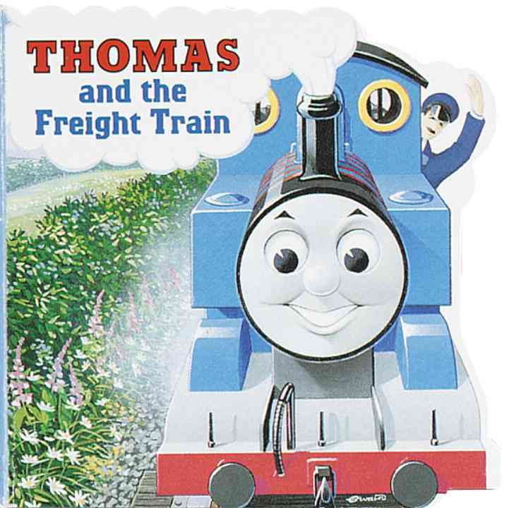 Thomas and the Freight Train (Board book)