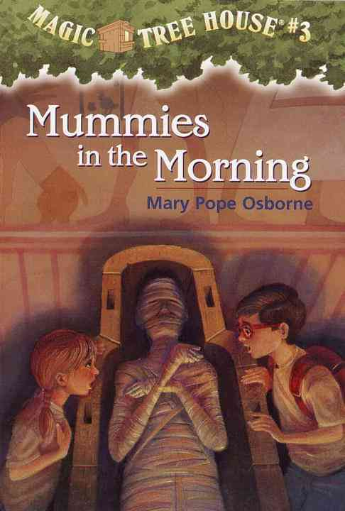 Mummies in the Morning (Paperback)