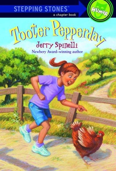 Tooter Pepperday (Paperback)