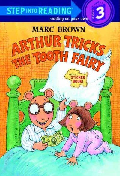 Arthur Tricks the Tooth Fairy: Sticker Book (Paperback)