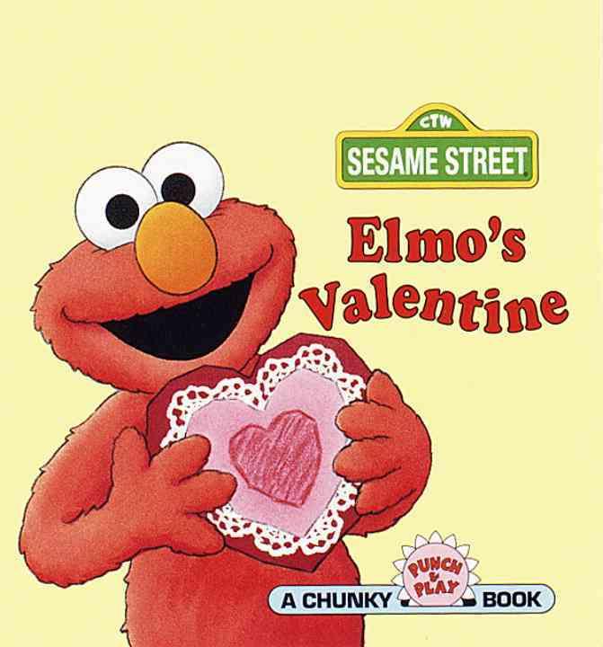 Elmo's Valentine (Hardcover)