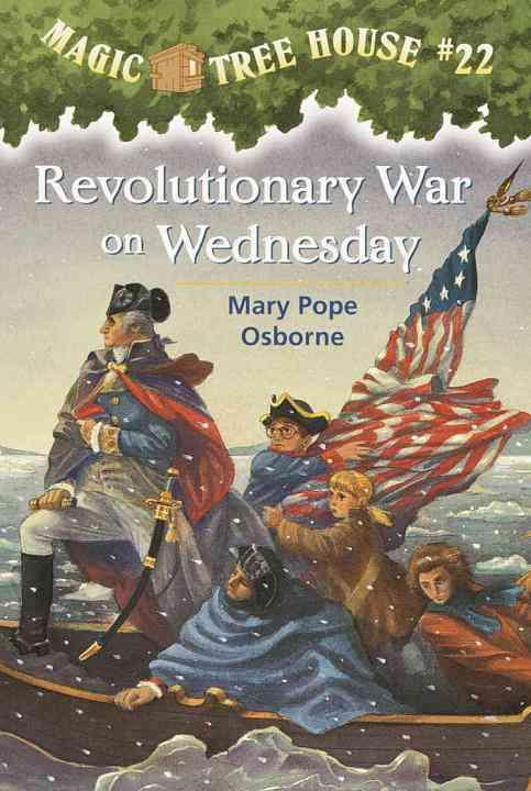 Revolutionary War on Wednesday (Paperback)
