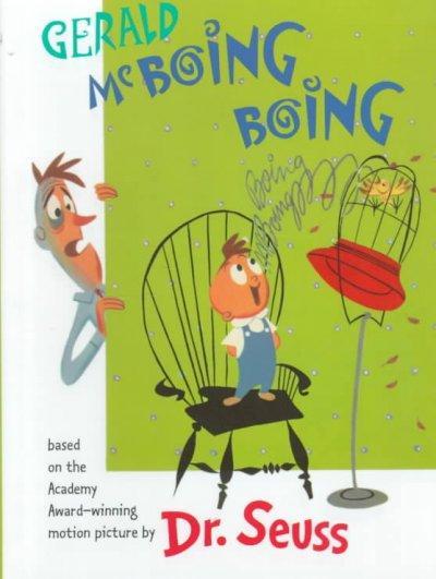 Gerald Mcboing Boing (Hardcover)
