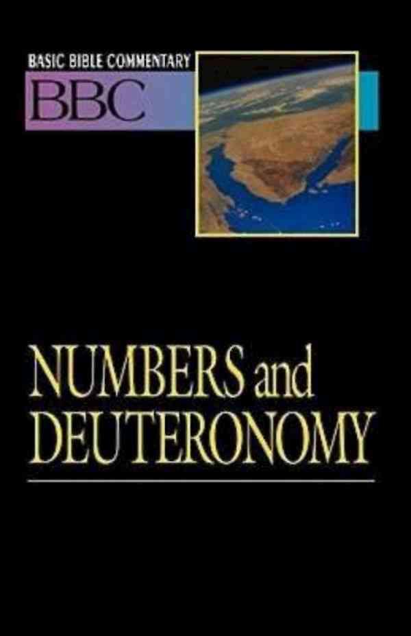 Numbers, Deuteronomy: Old Testament (Paperback)