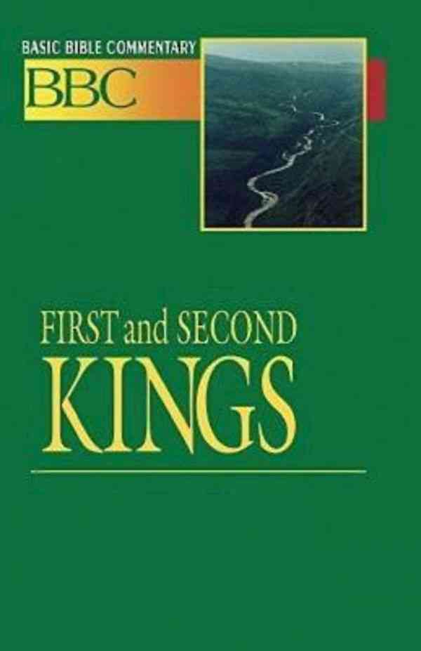 First and Second Kings: Old Testament (Paperback)