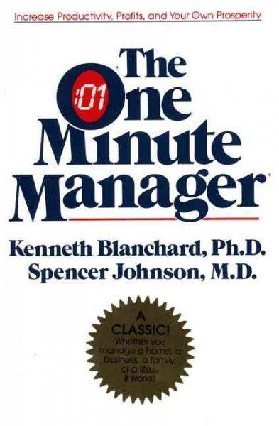 The One Minute Manager (Hardcover)