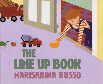 The Line Up Book (Hardcover)