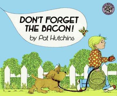 Don't Forget the Bacon (Paperback)