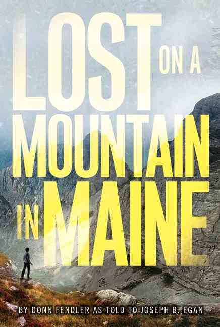 Lost on a Mountain in Maine (Paperback)