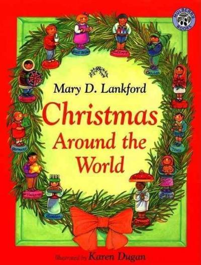 Christmas Around the World (Paperback)