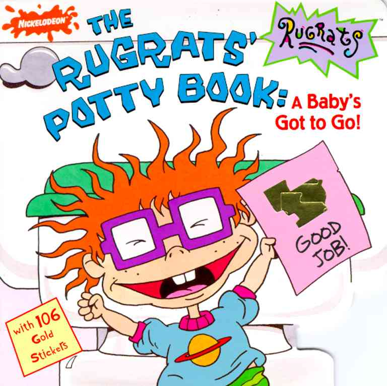 The Rugrats' Potty Book!