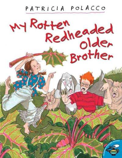 My Rotten Redheaded Older Brother (Paperback)
