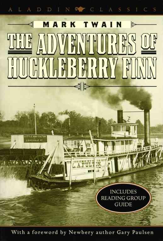The Adventures of Huckleberry Finn (Paperback)