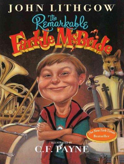 The Remarkable Farkle McBride (Hardcover)