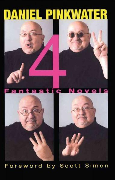 4 Fantastic Novels (Paperback)
