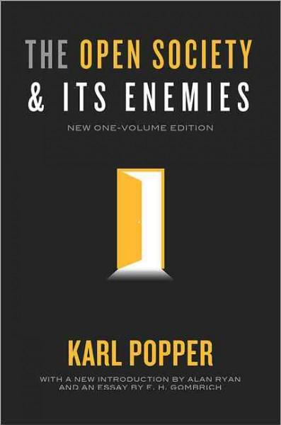 The Open Society and Its Enemies: New One-Volume Edition (Paperback)