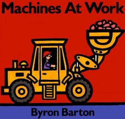 Machines at Work (Board book)