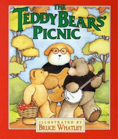 The Teddy Bears' Picnic (Board book)