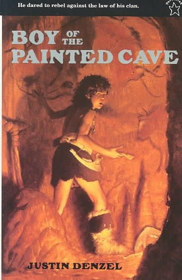 Boy of the Painted Cave (Paperback)