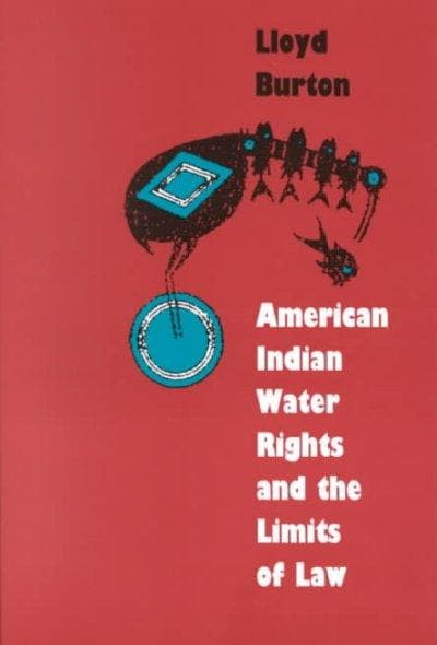 American Indian Water Rights and the Limits of Law (Paperback)