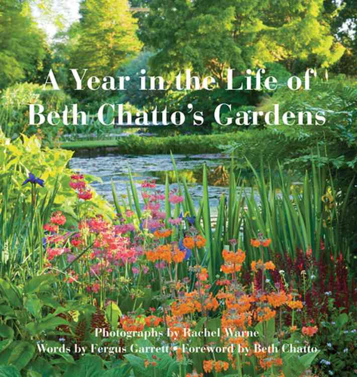 A Year in the Life of Beth Chatto's Garden (Hardcover)