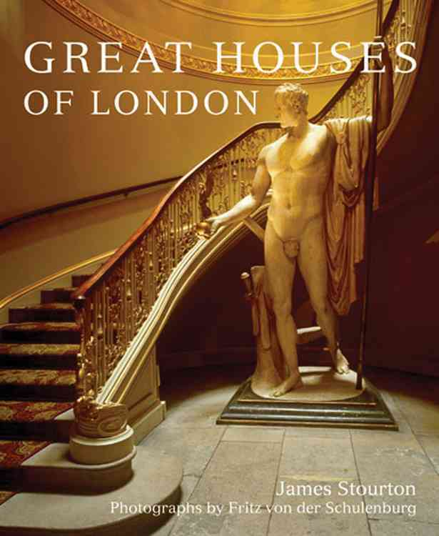 Great Houses of London (Hardcover)
