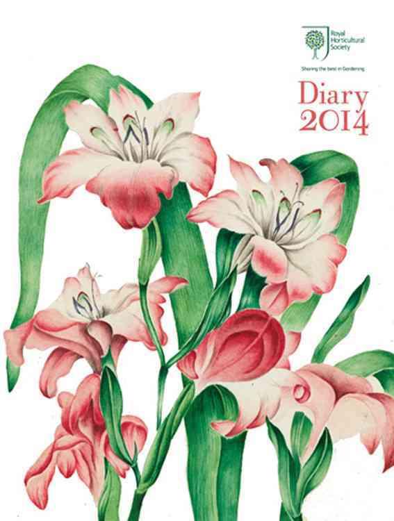 Royal Horticultural Society 2014 Calendar: Sharing the Best in Gardening (Calendar)