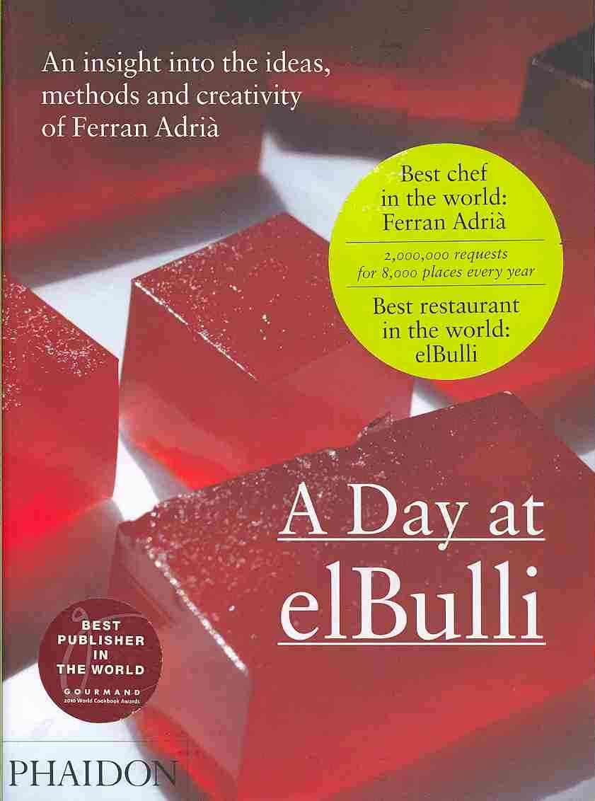A Day at Elbulli (Paperback)