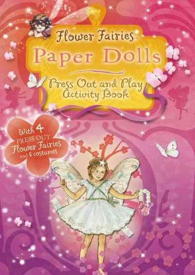 Flower Fairies Paper Dolls (Paperback)