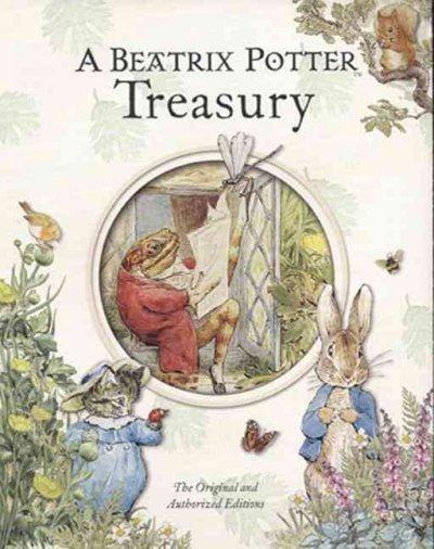 A Beatrix Potter Treasury (Hardcover)