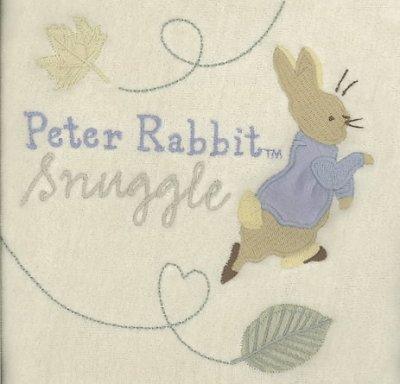 Peter Rabbit Snuggle (Rag book)