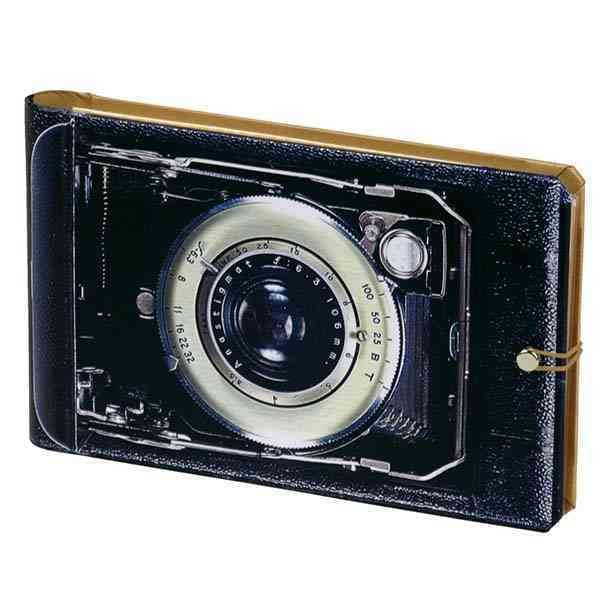 Vintage Camera Photo Album (Novelty book)