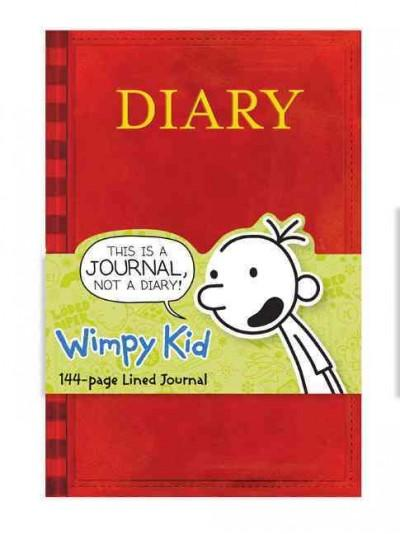 Diary of a Wimpy Kid Book Journal (Notebook / blank book)