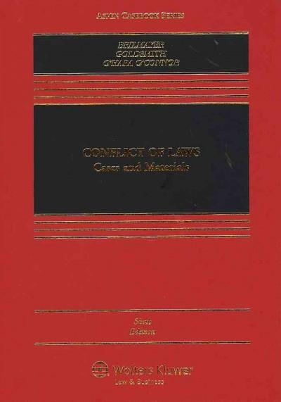 Conflict of Laws: Cases and Materials (Hardcover)