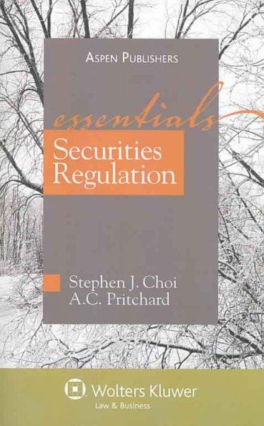 Securities Regulation: Essentials (Paperback)