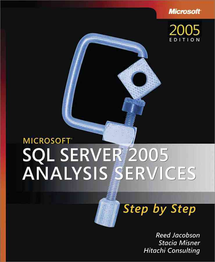 Microsoft SQL Server 2005 Analysis Services Step by Step - Thumbnail 0