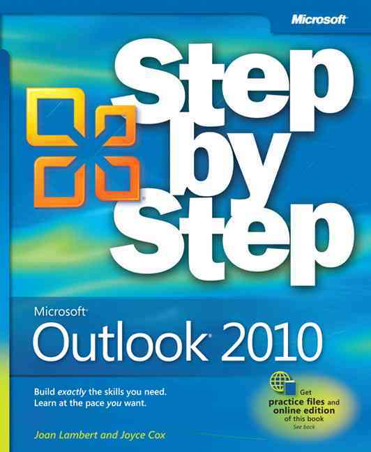 Microsoft Outlook 2010 Step by Step (Paperback)