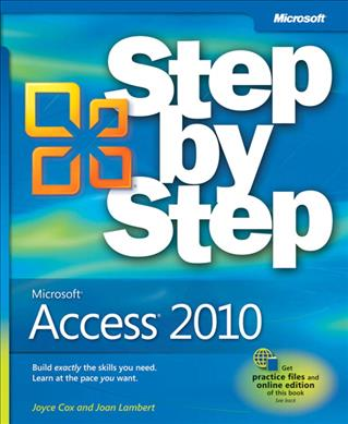 Microsoft Access 2010: Step by Step - Thumbnail 0