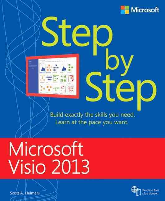Microsoft Visio 2013 Step by Step (Paperback) - Thumbnail 0