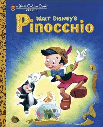 Walt Disney's Pinocchio (Hardcover)